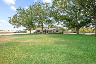 Waco Single Family Home For Sale: 3999 Speegleville Road