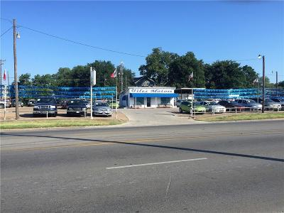 Waco Commercial For Sale: 1915 Franklin Avenue