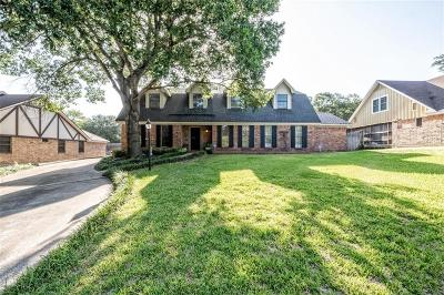 Waco Single Family Home For Sale: 1817 Stoneleigh Road