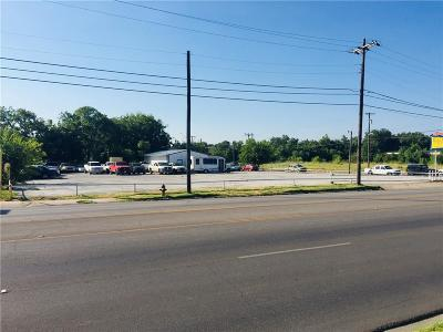 Waco Commercial For Sale: 1920 Franklin Avenue