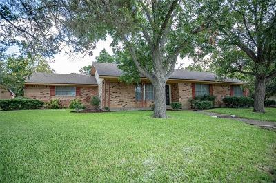 Woodway Single Family Home For Sale: 1101 Amberidge Terrace