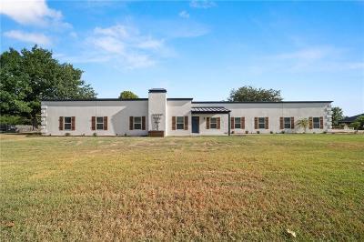 Robinson Single Family Home For Sale: 300 Baker Lane