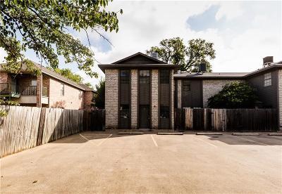 Waco Condo/Townhouse For Sale: 1915 S 10th Street