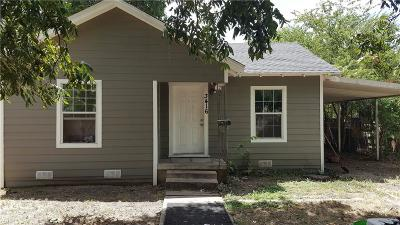 Waco Single Family Home For Sale: 3416 N 24th Street