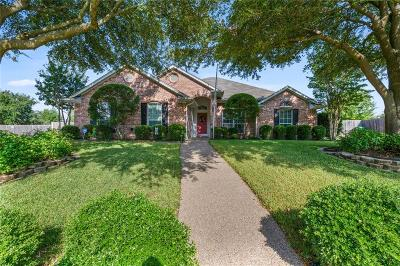 Hewitt Single Family Home Active Under Contract: 831 Cheyenne Trail