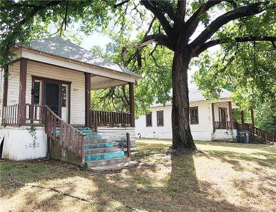 Waco Commercial For Sale: 527 N 6th Street