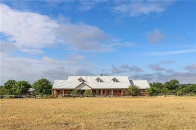 Single Family Home For Sale: 1340 Cr 621