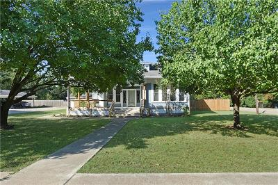 McGregor Single Family Home For Sale: 407 S Tyler Street