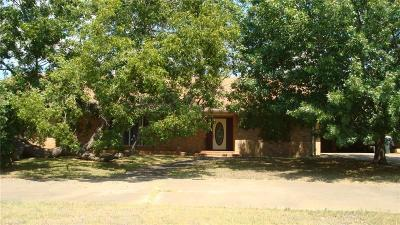 Marlin Single Family Home For Sale: 405 Norwood Street