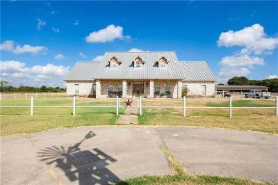 Axtell Single Family Home For Sale: 10549 E Hwy 84 Highway