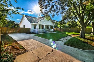 Waco Single Family Home For Sale: 924 N 23rd Street