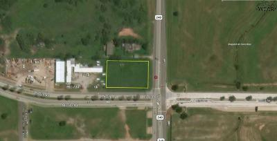 Wichita Falls Residential Lots & Land For Sale: 5500 Burkburnett Road