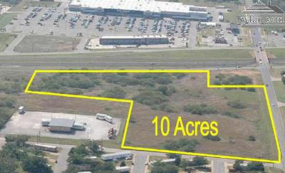 Wichita Falls Residential Lots & Land For Sale: 2221-A Airport Drive