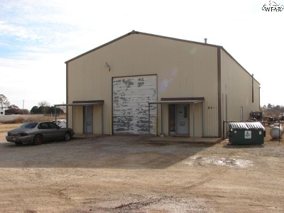 Wichita Falls TX Commercial For Sale: $250,000