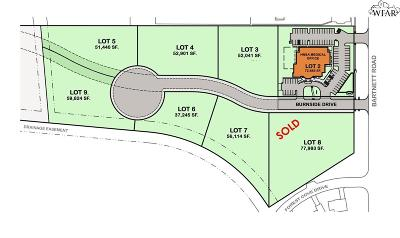 Wichita Falls Residential Lots & Land For Sale: Lot 7 Burnside Drive