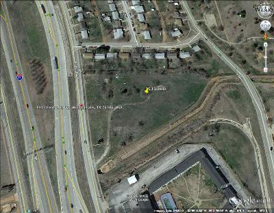 Wichita Falls Residential Lots & Land For Sale: 1437 Central Freeway