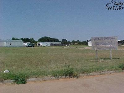 Wichita County Residential Lots & Land For Sale: 1304 Tyler Lane