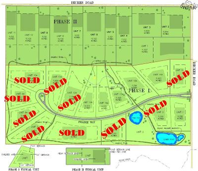 Wichita Falls Residential Lots & Land For Sale: Unit 16a Prairie Way