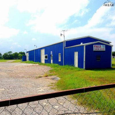 Commercial For Sale: 1156 Hwy 281