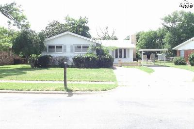 Single Family Home Sale Pending: 405 Vaughn Street
