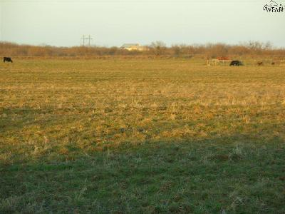 Wichita Falls Residential Lots & Land For Sale: 90 Ac Hwy 281