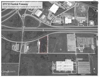 Wichita Falls Residential Lots & Land For Sale: 2717 E Central Freeway