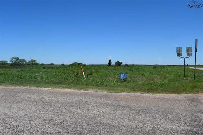 Iowa Park Residential Lots & Land For Sale: S Fm 368