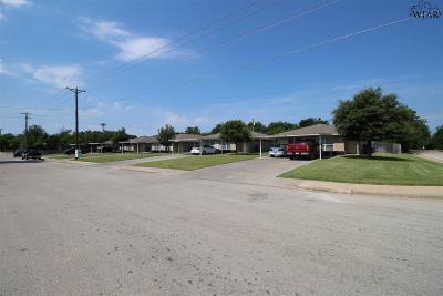 Wichita Falls Multi Family Home For Sale: 3000 Grace Street