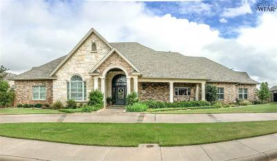 Wichita County Single Family Home For Sale: 4904 Quail Springs Drive