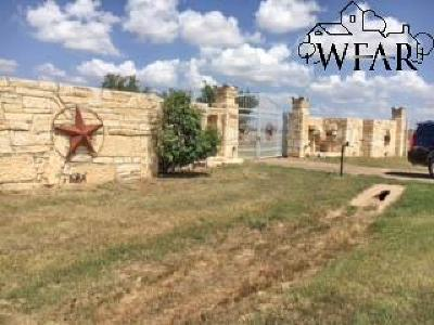 Wichita Falls Residential Lots & Land For Sale: 7712 S Hwy 79