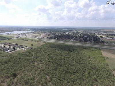 Iowa Park Residential Lots & Land For Sale: 72.71 Ac Hwy 287