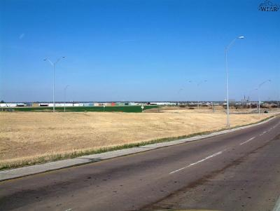 Wichita Falls Residential Lots & Land Active W/Option Contract: Henry S Grace Freeway