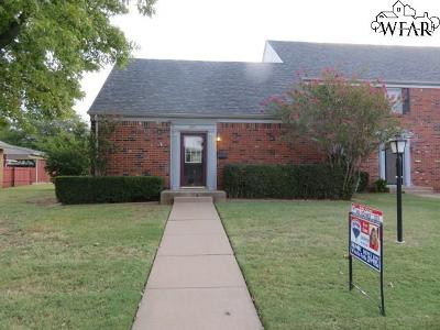 Wichita County Single Family Home For Sale: 3011 McNiel Avenue