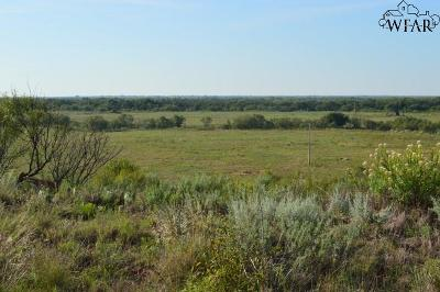 Iowa Park Residential Lots & Land For Sale: W Fm 367