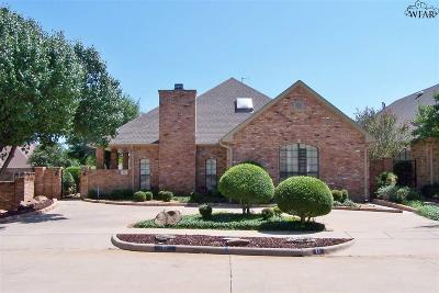 Wichita County Single Family Home For Sale: 11 Hyde Park Court