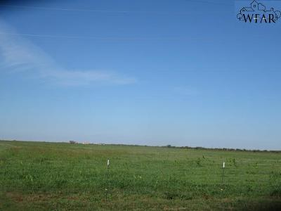Iowa Park Residential Lots & Land For Sale: N Fm 368