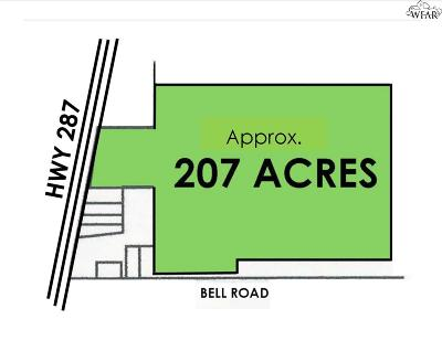 Iowa Park Residential Lots & Land For Sale: Us Hwy 287