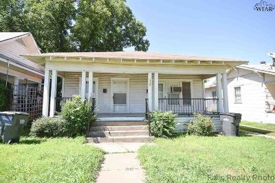 Wichita Falls Multi Family Home For Sale: 1814 10th Street