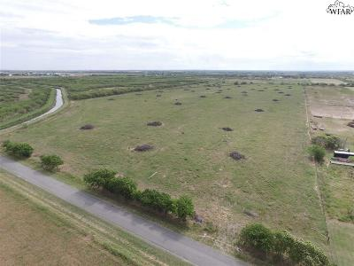 Iowa Park Residential Lots & Land For Sale: 39.49 Ac S Peterson Road