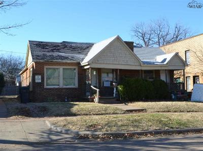 Wichita Falls Multi Family Home For Sale: 704 Warford Street