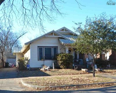 Wichita Falls Multi Family Home For Sale: 708 Warford Street
