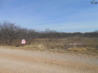 Wichita Falls Residential Lots & Land For Sale: Lot 1 & 2 Saratoga Trail