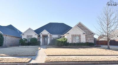 Wichita County Single Family Home For Sale: 4103 Shady Grove Lane