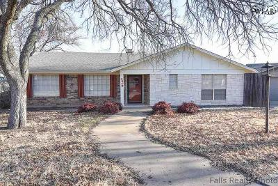 Single Family Home Sold: 1510 Andria Drive