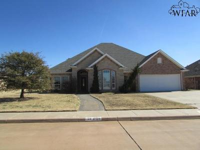Burkburnett TX Single Family Home Sold: $189,000