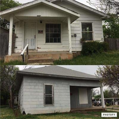 Wichita Falls Multi Family Home For Sale: 1915 Polk Street