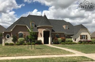 Wichita County Single Family Home For Sale: 6 Meadow Green Court