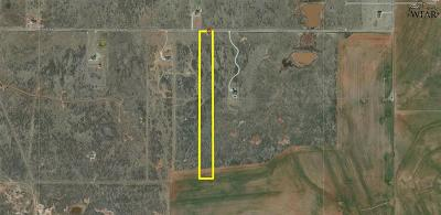 Burkburnett Residential Lots & Land For Sale: 7480 Roller Road