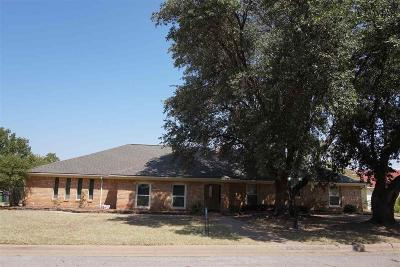 Wichita County Single Family Home For Sale: 4528 Woodcrest Circle