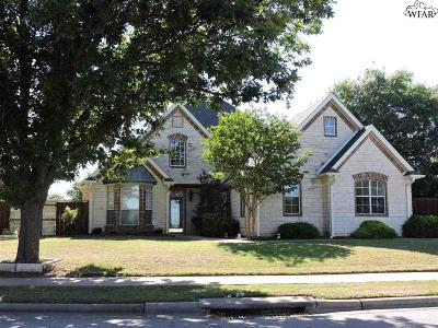 Wichita County Single Family Home For Sale: 1716 Ridgemont Drive